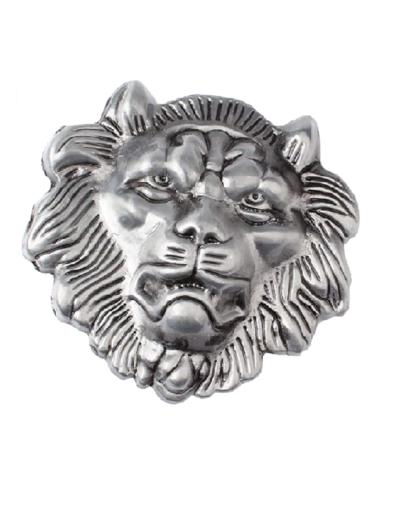 Hebilla león