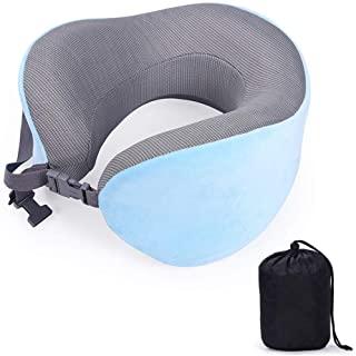 Almohada de cuello hebilla plástico