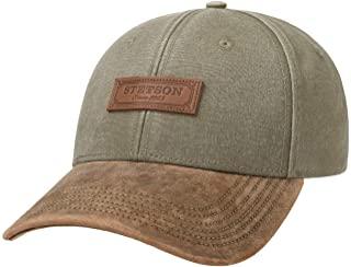 Gorra de algodón Stetson