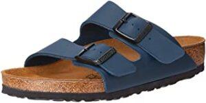 Sandalia Birkenstock azul