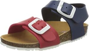 Sandalia de colores