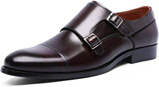 Zapato doble hebilla