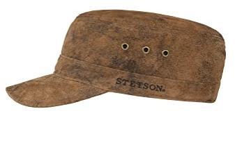 Gorra militar Stetson